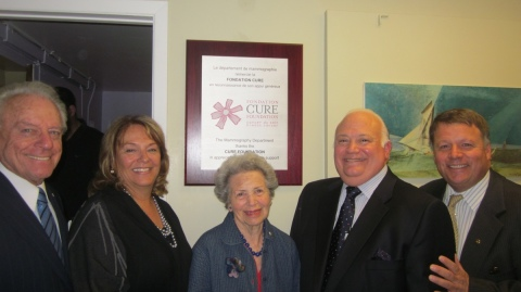 The CURE Foundation Recognition Ceremony